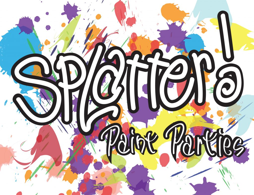 Want to paint contact Splatter paint parties at splatterwithme@gmail.com
